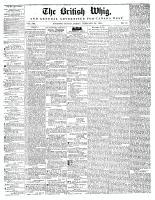 British Whig, 23 February 1844