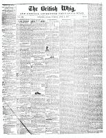 British Whig, 2 April 1844