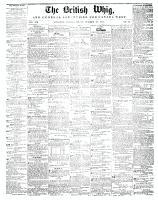 British Whig, 18 October 1844