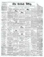 British Whig, 22 October 1844