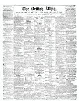 British Whig, 8 November 1844