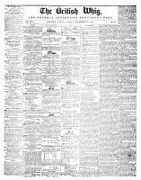 British Whig, 15 November 1844