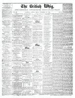 British Whig, 22 November 1844
