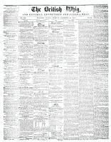 British Whig, 26 November 1844