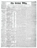 British Whig, 13 December 1844