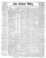 British Whig, 20 December 1844