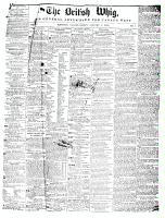 British Whig, 3 January 1845