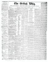 British Whig, 21 January 1845