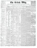 British Whig, 31 January 1845