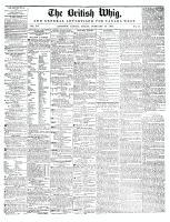 British Whig, 28 February 1845