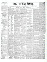 British Whig, 28 March 1845