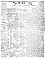 British Whig, 29 April 1845