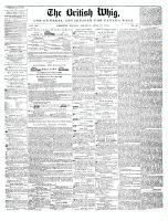 British Whig (Kingston, ON1834), June 17, 1845