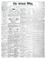 British Whig (Kingston, ON1834), July 25, 1845