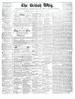 British Whig (Kingston, ON1834), August 5, 1845