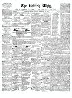British Whig (Kingston, ON), September 19, 1845