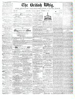 British Whig (Kingston, ON1834), October 3, 1845