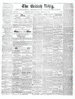 British Whig, 28 October 1845