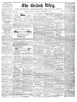 British Whig, 4 November 1845
