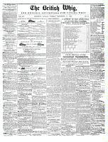 British Whig, 11 November 1845