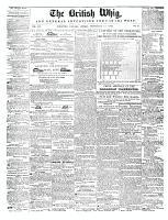 British Whig, 14 November 1845