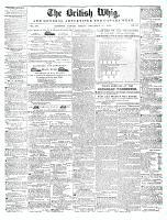 British Whig, 21 November 1845