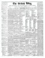 British Whig, 28 November 1845