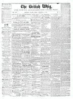 British Whig, 15 January 1847