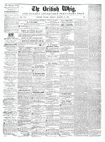 British Whig, 19 January 1847