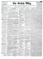 British Whig (Kingston, ON1834), February 12, 1847