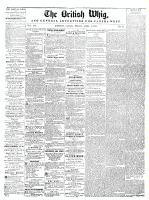 British Whig, 9 April 1847