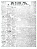 British Whig (Kingston, ON1834), May 4, 1847