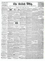 British Whig, 18 May 1847