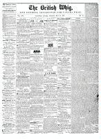 British Whig, 25 May 1847