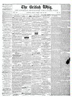 British Whig (Kingston, ON1834), May 28, 1847