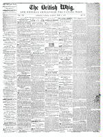 British Whig, 1 June 1847