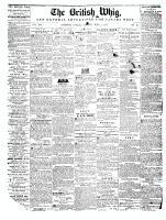 British Whig (Kingston, ON1834), June 8, 1847