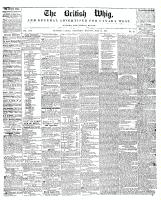 British Whig, 21 July 1847