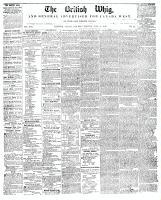 British Whig, 24 July 1847