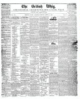 British Whig, 11 August 1847
