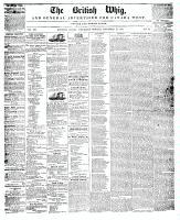 British Whig (Kingston, ON1834), September 29, 1847