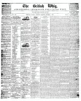 British Whig (Kingston, ON1834), October 9, 1847