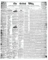 British Whig, 9 October 1847