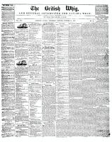 British Whig, 13 October 1847