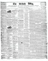 British Whig, 20 October 1847