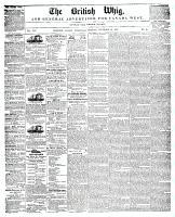 British Whig, 10 November 1847
