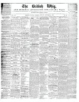 British Whig (Kingston, ON1834), November 20, 1847