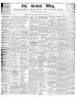 British Whig, 20 November 1847