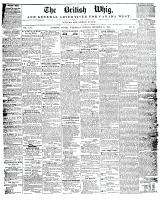 British Whig (Kingston, ON1834), November 24, 1847