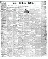 British Whig, 1 December 1847
